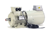 Force Vent Ac Motor